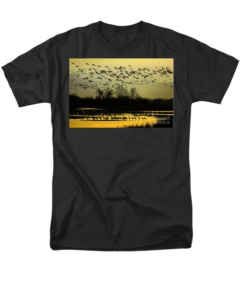 On Golden Pond Men's T-Shirt  (Regular Fit)