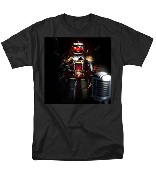 One Man Band Men's T-Shirt  (Regular Fit) by Alessandro Della Pietra