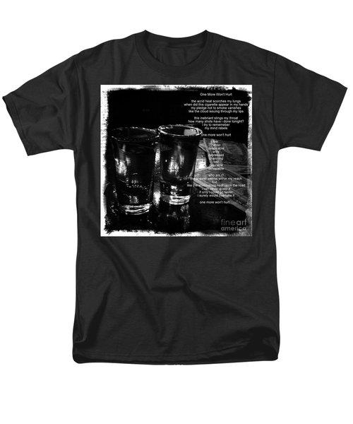 Men's T-Shirt  (Regular Fit) featuring the photograph One More Won't Hurt by James Aiken
