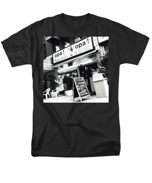 Men's T-Shirt  (Regular Fit) featuring the photograph Opa Opa by James Aiken