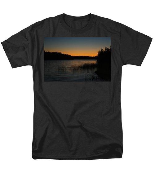 Orange Glow Men's T-Shirt  (Regular Fit) by Jason Lees