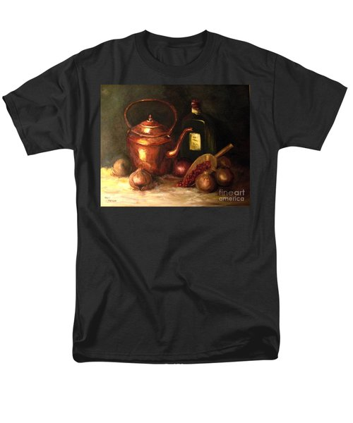 Ordinary Pleasures Men's T-Shirt  (Regular Fit) by Hazel Holland