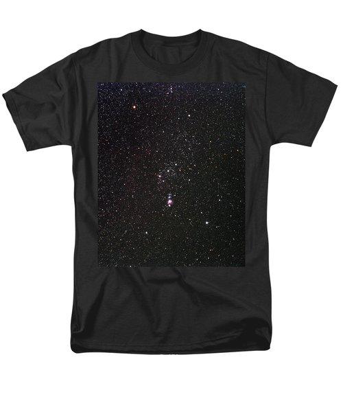 Orion Men's T-Shirt  (Regular Fit) by Alan Ley