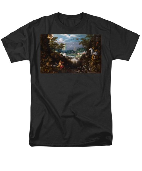 Orpheus Men's T-Shirt  (Regular Fit) by Roelant Savery