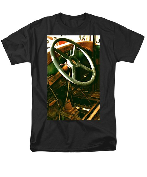 Men's T-Shirt  (Regular Fit) featuring the photograph Our New Car by Don Wright