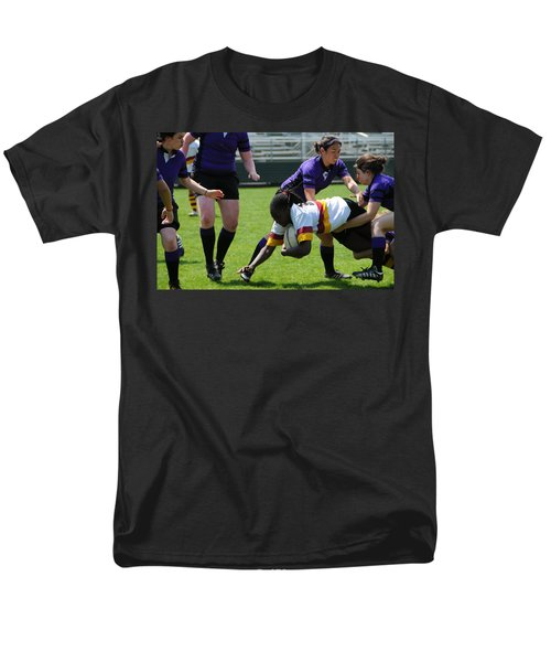 Men's T-Shirt  (Regular Fit) featuring the photograph Out Numbered by Mike Martin