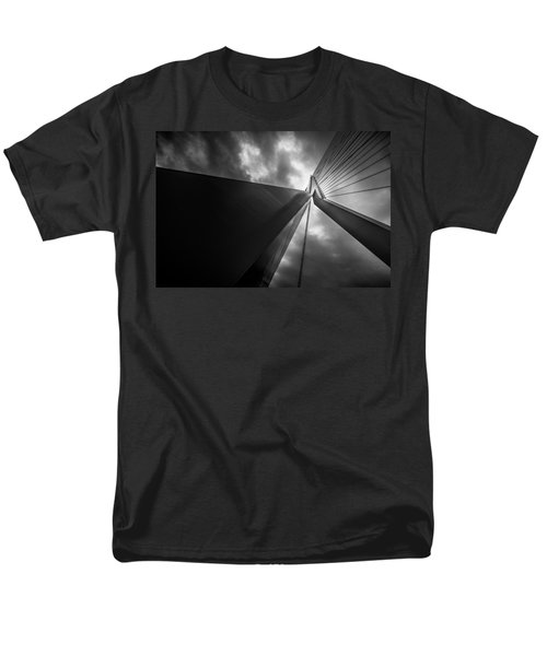 Men's T-Shirt  (Regular Fit) featuring the photograph Out Of Chaos A New Order by Mihai Andritoiu