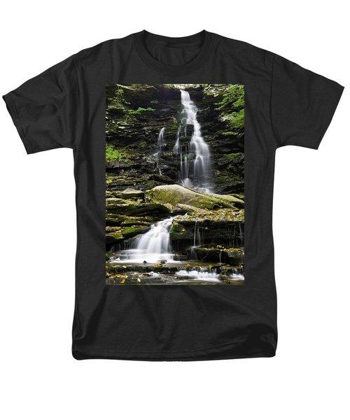 Ozone Falls Men's T-Shirt  (Regular Fit)