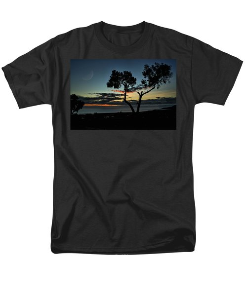 Men's T-Shirt  (Regular Fit) featuring the photograph Pacific Evening by Michael Gordon