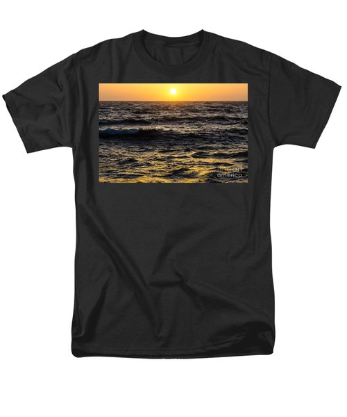 Men's T-Shirt  (Regular Fit) featuring the photograph Pacific Reflection by CML Brown