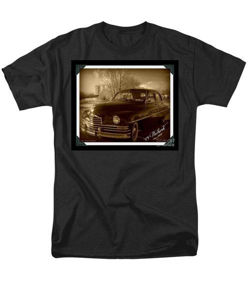 Packard Classic At Truckee River Men's T-Shirt  (Regular Fit) by Bobbee Rickard