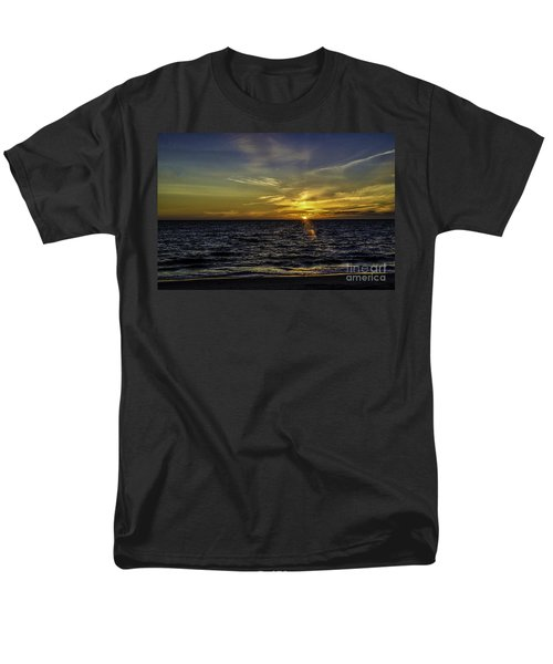 Painted By God Men's T-Shirt  (Regular Fit) by Mary Carol Story