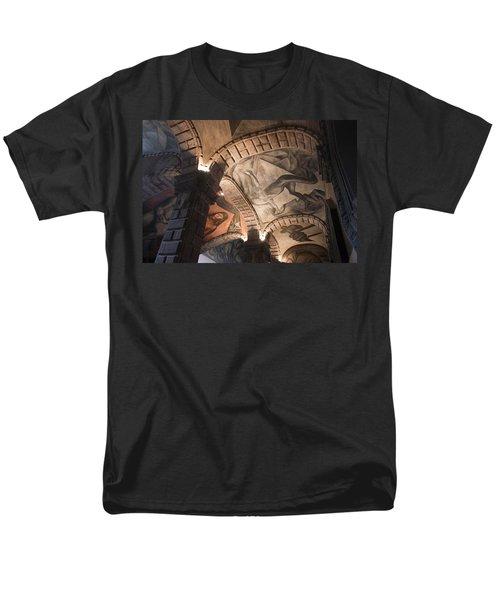 Painted Vaults Men's T-Shirt  (Regular Fit) by Lynn Palmer