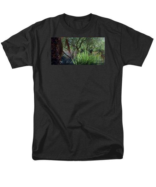 Palm Desert Museum Of Art Men's T-Shirt  (Regular Fit) by Sherri's Of Palm Springs