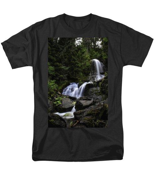 Panther Falls Men's T-Shirt  (Regular Fit)