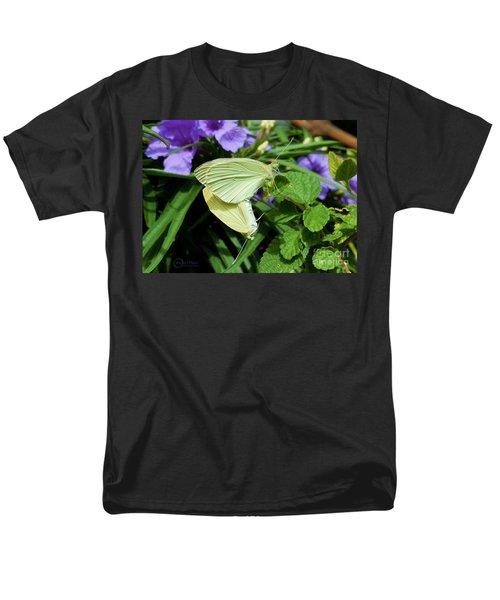 Passion Of The Butterflies Men's T-Shirt  (Regular Fit) by Robert ONeil