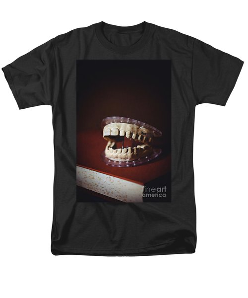Men's T-Shirt  (Regular Fit) featuring the photograph Patient 910 by Trish Mistric