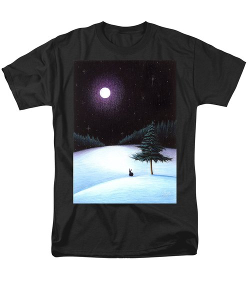 Men's T-Shirt  (Regular Fit) featuring the drawing Peace by Danielle R T Haney