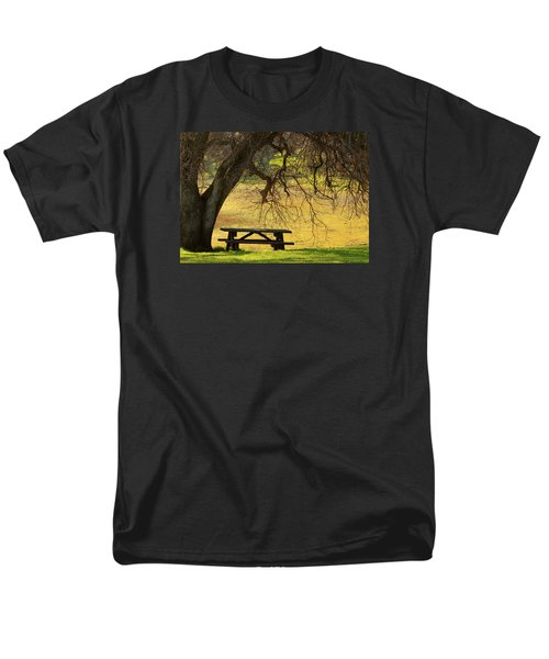 Men's T-Shirt  (Regular Fit) featuring the photograph Peace  by Rima Biswas