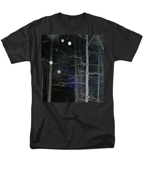 Men's T-Shirt  (Regular Fit) featuring the photograph Peaceful Spirits Passing by Pamela Hyde Wilson