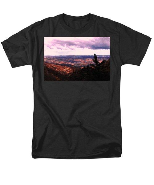 Peaceful Valley Men's T-Shirt  (Regular Fit) by Matt Harang