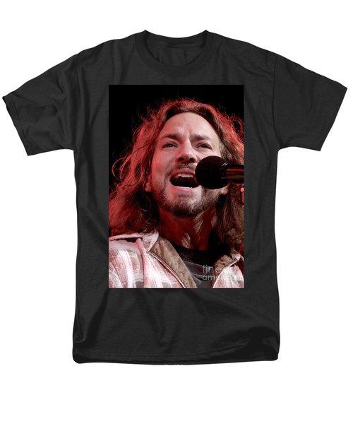Pearl Jam Men's T-Shirt  (Regular Fit) by Concert Photos
