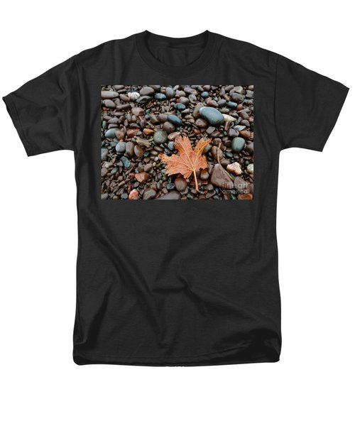 Pebbles Men's T-Shirt  (Regular Fit) by Jacqueline Athmann