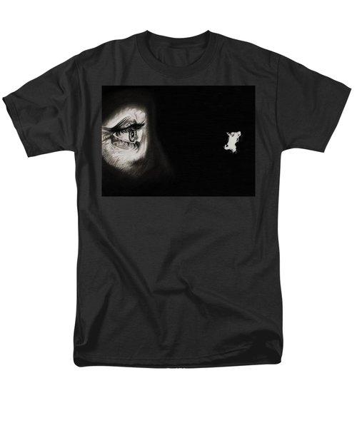 Peeping Tom - Psycho Men's T-Shirt  (Regular Fit) by Fred Larucci