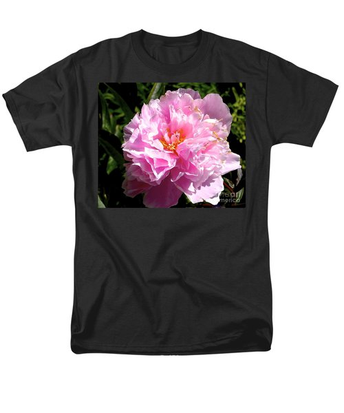 Peony Men's T-Shirt  (Regular Fit) by Sher Nasser