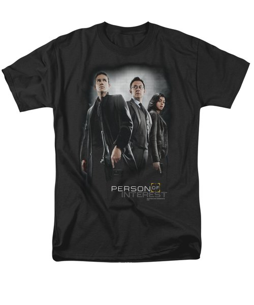 Person Of Interest - Cast Men's T-Shirt  (Regular Fit) by Brand A