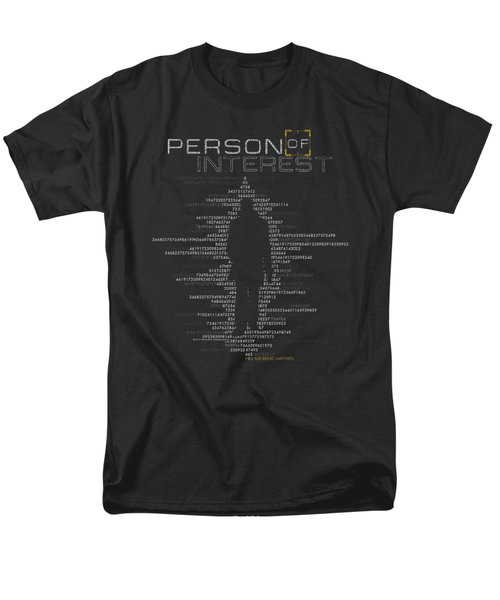 Person Of Interest - Digits Men's T-Shirt  (Regular Fit) by Brand A