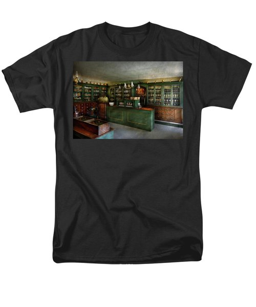 Pharmacy - The Chemist Shop  Men's T-Shirt  (Regular Fit) by Mike Savad