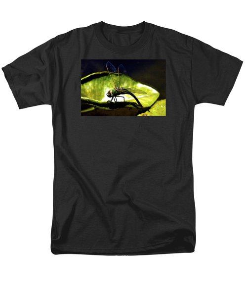 Pinao The Hawaiian Dragonfly Men's T-Shirt  (Regular Fit) by Lehua Pekelo-Stearns
