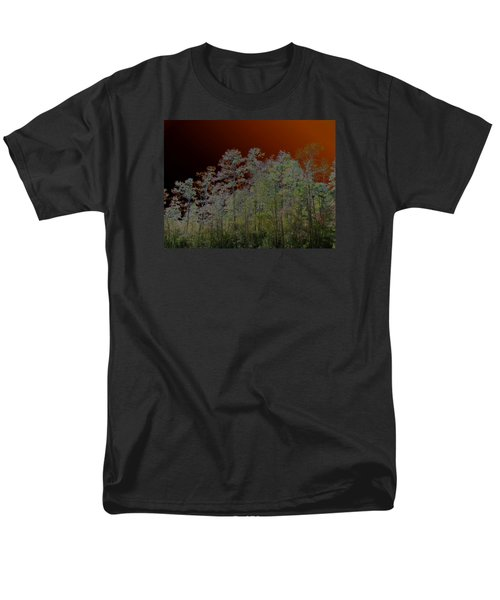 Men's T-Shirt  (Regular Fit) featuring the photograph Pine Forest by Connie Fox