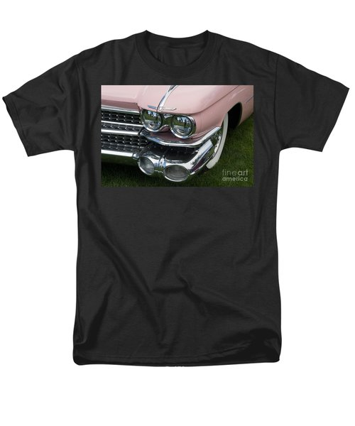 Men's T-Shirt  (Regular Fit) featuring the photograph Pink Caddy by Gunter Nezhoda
