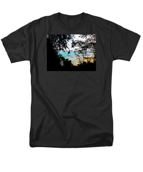 Men's T-Shirt  (Regular Fit) featuring the photograph Picturesque by Amar Sheow
