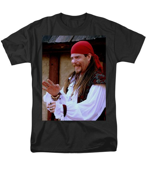 Pirate Shantyman Men's T-Shirt  (Regular Fit)