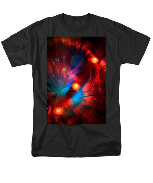Men's T-Shirt  (Regular Fit) featuring the photograph Planet Caravan by Dazzle Zazz