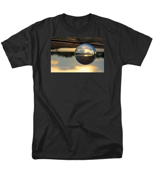 Planetary Men's T-Shirt  (Regular Fit) by Laura Fasulo