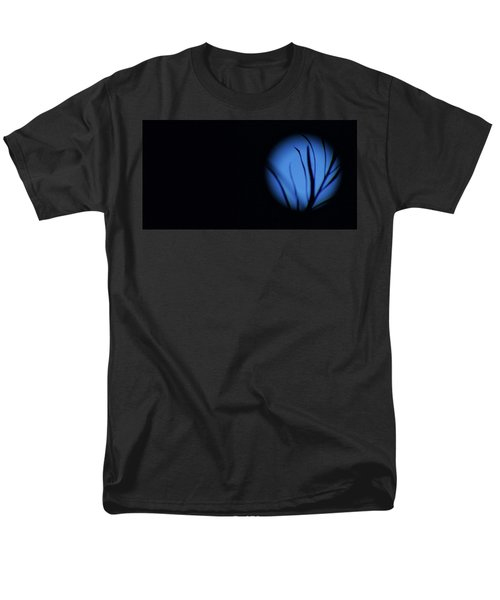 Plant's Eye Men's T-Shirt  (Regular Fit) by Angela J Wright