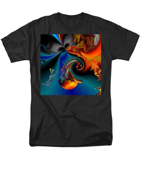 Plate 291 Men's T-Shirt  (Regular Fit) by Claude McCoy