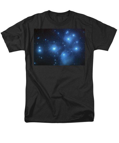 Pleiades - Star System Men's T-Shirt  (Regular Fit) by Absinthe Art By Michelle LeAnn Scott