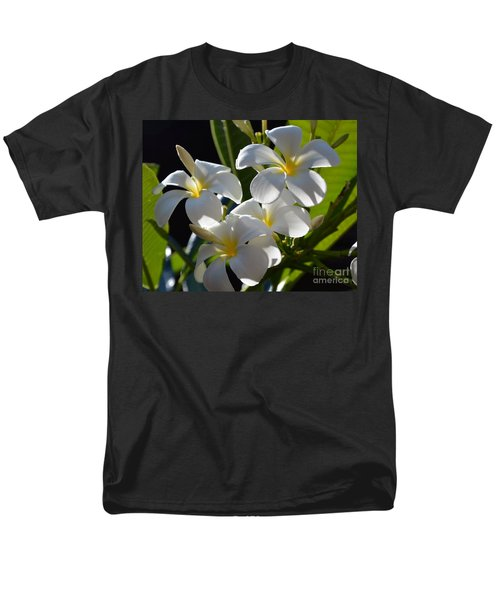 Men's T-Shirt  (Regular Fit) featuring the photograph Plumeria's IIi by Robert Meanor
