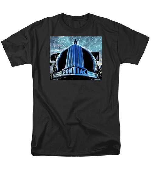 Pontiac Chrome Men's T-Shirt  (Regular Fit) by Victor Montgomery