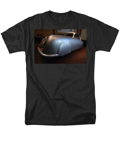 Men's T-Shirt  (Regular Fit) featuring the photograph Porsche 1949 356 S L Gmund Coupe by John Schneider