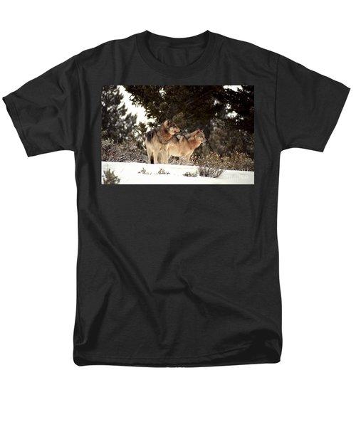 Predators Men's T-Shirt  (Regular Fit) by Sharon Elliott