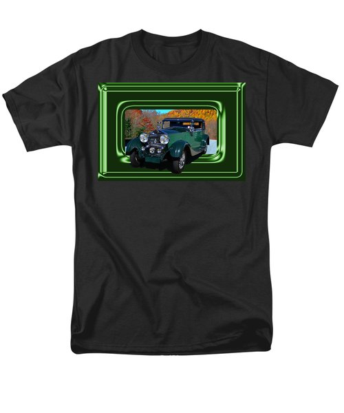 Men's T-Shirt  (Regular Fit) featuring the photograph Pretentious by Larry Bishop