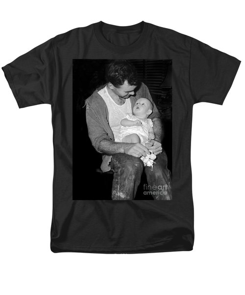 Men's T-Shirt  (Regular Fit) featuring the photograph Princess by Roger Rockefeller
