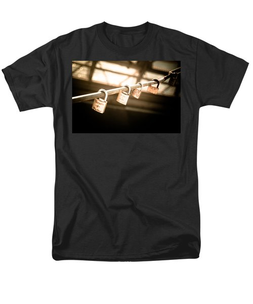 Men's T-Shirt  (Regular Fit) featuring the photograph Promises We Made by Peta Thames