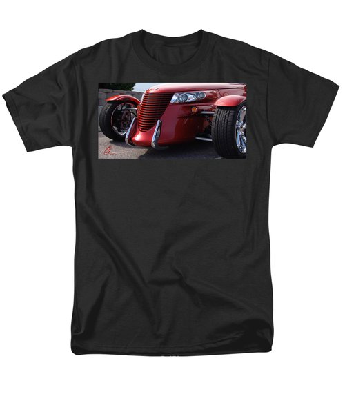 Men's T-Shirt  (Regular Fit) featuring the photograph Prowler  by Chris Thomas